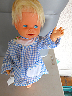 Cheerful Tearful Doll, Mattel 1965