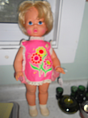 Baby Sing A Long Doll Mattel 1969