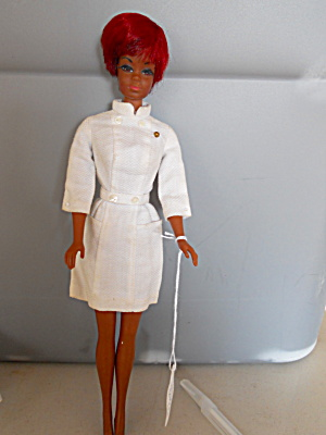 Julia Doll Mattel 1969 Nurse Julie