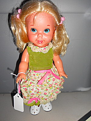 Baby Small Talk Goldilocks Mattel 1967