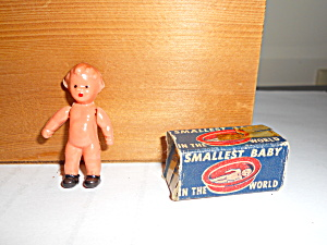 Ideal Smallest Baby Doll In The World and Eds (Image1)