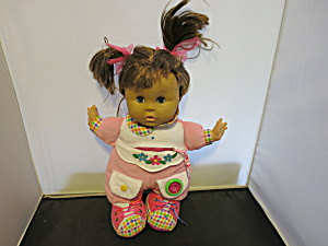 Talking Learn n Play Doll recalled 2002 Lovee Doll Toy (Image1)
