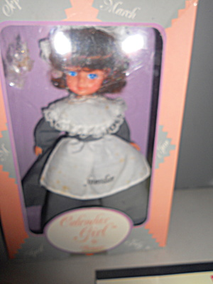 November Calendar Girl Doll Brinns 1991 (Image1)
