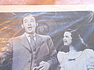 Bing Crosby Gloria Jean 1940 Magazine Picture