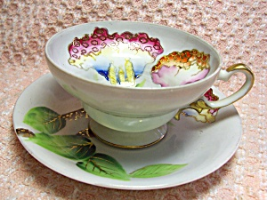 Trimont China Occupied Japan Cup and Saucer  (Image1)