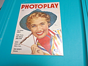 Photoplay Magazine, 1955, Jane Powell (Image1)