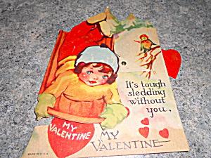 Valentine Card, Animated, U.S.A. (Image1)