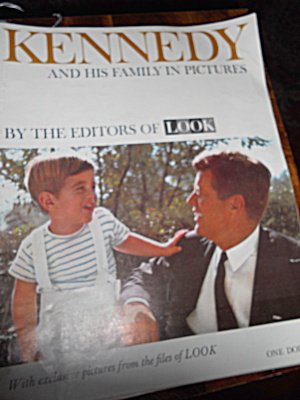Kennedy and Family in Pictures,Look. 1963 (Image1)