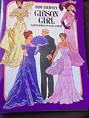 Tom Tierney Gibson Girls Paper Dolls Set 1985 (Image1)