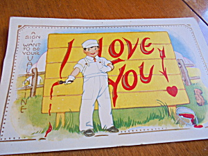 Valentine Postcard Carrington Inc