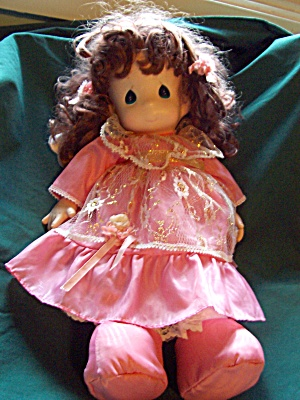 Precious Moments Angel Doll 17 inch 1995 (Image1)