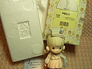 Precious Moments Figurine September MIB 1988 (Image1)