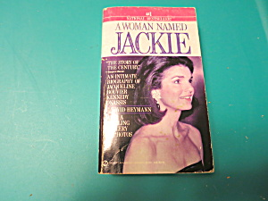 A Woman Named Jackie Book 1989 Paperback (Image1)