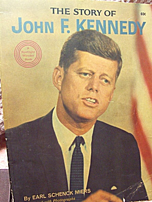 Wonder Books The Story of John F Kennedy Book (Image1)