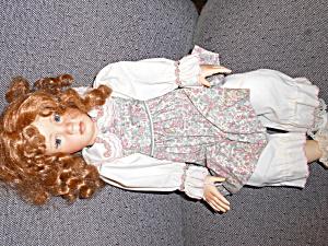 Caroline Porcelain Doll Sweetheart CC6151 (Image1)