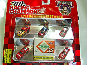 Racing Champions 50th Anniversary 1:144 scale (Image1)