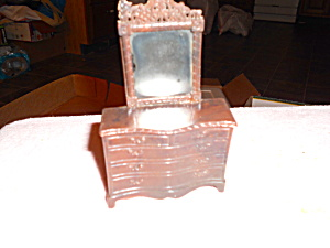 Renwal Dollhouse Dresser With Mirror