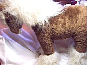 Horse Brooklyn Doll And Toy Novelty Co. Inc. 1993