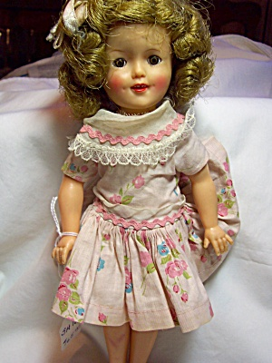 Shirley Temple Doll 12 inch Ideal 1957 1958  (Image1)