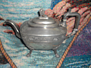 Reed and Barton Teapot, Silver Plated (Image1)