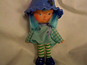 Strawberry Shortcake Doll Blueberry Pie1979 (Image1)