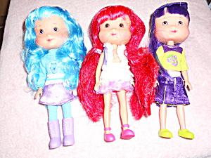 Strawberry Shortcake Dolls Set of 3 (Image1)