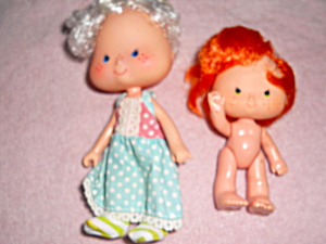 Strawberry Shortcake Dolls Pair (Image1)