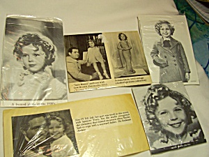 Shirley Temple Doll Pictures Lot