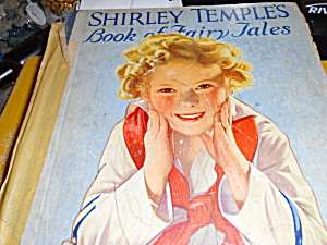 Shirley Temple Big Book Of Fairy Tales 1935