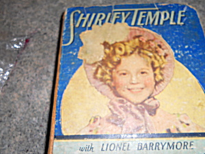 Shirley Temple Book Little Colonel 1940's
