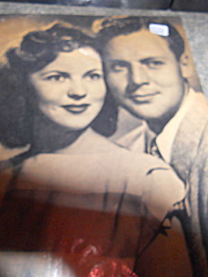 Shirley Temple With Beau Picture