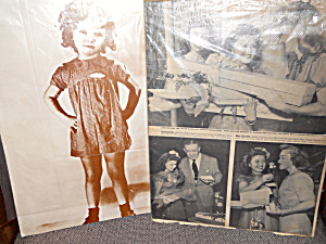 Shirley Temple Pictures Lot