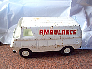 Tonka Ambulance Van Tin (Image1)