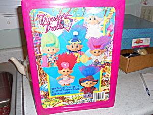 Treasure Trolls Carry Case Ace Novelty