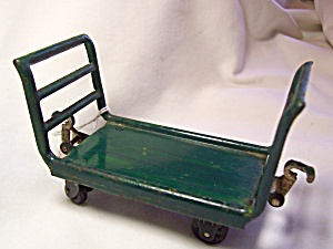 Lionel Train Luggage Baggage Truck