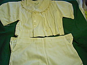 Vintage Stantogs Boy Toddler Outfit
