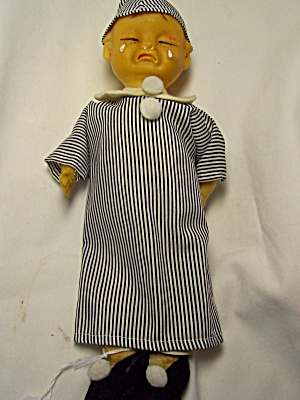 Baby Doll Crying Original 9 Inch