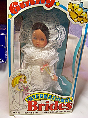 Ginny Vogue International Bride Doll Mexican  (Image1)