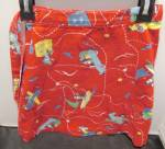 Click to view larger image of Vintage Girls Mickey Mouse Wrap Around Skirt (Image2)