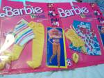 Barbie Doll Clothes 1988 Weekend Collection