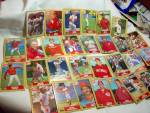 Click to view larger image of Baseball Cards Cincinnati Reds 29 cards 1987 (Image1)