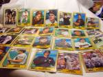 Click here to enlarge image and see more about item MB-BBC56: San Diego Padres Baseball Cards 1987