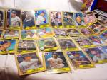 Brewers Baseball Cards Set of 30 1987
