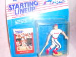 Wally Joyner Angels Starting Line Up 1988