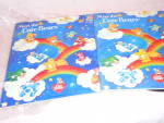 Click here to enlarge image and see more about item MB-CB658: Care Bears Books with Records Pair 1981
