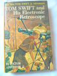 Click here to enlarge image and see more about item MB-CB672: Tom Swift and His Electronic Retroscope 1959