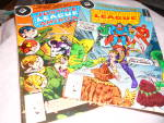 Click here to enlarge image and see more about item MB-COMIC153: Comics Pair, Justice League 1978