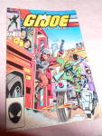 Click here to enlarge image and see more about item MB-COMIC157: G I Joe Comic, Marvel, 1983