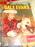 Click here to enlarge image and see more about item MB-COMIC159: Dale Evans Comic, 1955