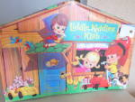 Click here to enlarge image and see more about item MB-DA420: Liddle Kiddles Klub Doll House Mattel 1965
